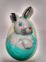 Мыло Рождественский заяц , мыло ручная работа. Подарок