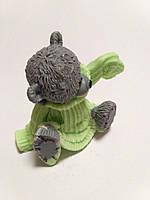 Мишка Тедди  , 3-D мыло ручная работа.
