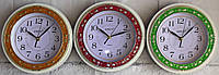 Часы настенные SIRIUS SI-935tm плавный ход