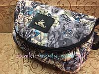 Клатч-Рюкзак prada стеганая Многофункционал/Женские сумка стеганная/Сумка для через плечо планшеты(только ОПТ)
