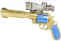Игрушечный револьвер стреляющий шариками орбиз J0101