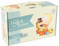 Комплект для обучения детей английскому языку Skylark English. All About Me