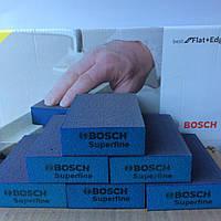 Шлифовальная Губка BOSCH Superfine (p400-p500)