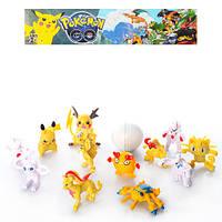 Набор фигурок Pokemon с ловушкой