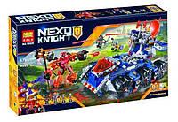 """Конструктор Bela 10520 Nexo Knights (аналог Lego 70322) """"Башенный тягач Акселя"""", 678 дет"""