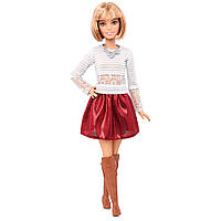 Кукла Барби Модница в красной юбке, Fashionista Barbie Doll