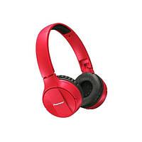 Bluetooth гарнитура 4.0 NFC стерео Pioneer SE-MJ553BT-R