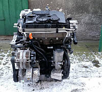 Двигатель Skoda Fabia 1.9 TDI, 2007-2010 тип мотора BLS, BSW