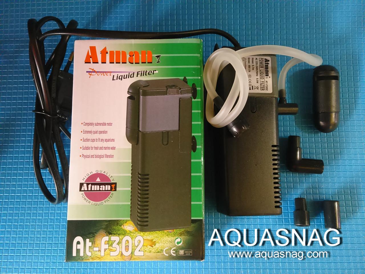 внутренний фильтр Atman At F302 цена 230 грн купить в харькове Prom Ua Id 450220525