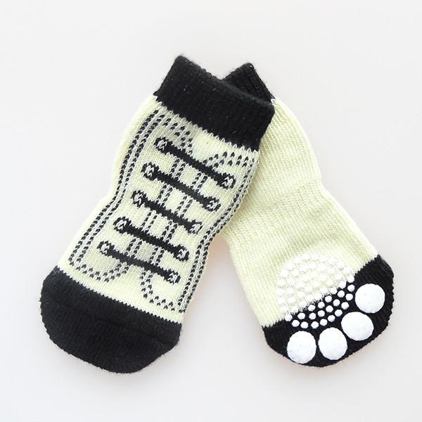 Носки антискользящие для собак, Dobaz Кеды