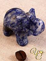 Слон Лазурит «Разносторонний XIX»