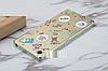 """SONY F5122 X противоударный чехол бампер накладка защита 360* прозрачный с принтом для телефона """"TOPER 3"""", фото 9"""