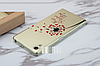 """SONY F5122 X противоударный чехол бампер накладка защита 360* прозрачный с принтом для телефона """"TOPER 3"""", фото 10"""