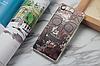"""SONY F5122 X противоударный чехол бампер накладка защита 360* прозрачный с принтом для телефона """"TOPER 4"""", фото 5"""