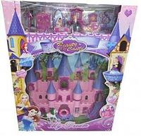Кукольный замок с фигурками и мебелью SG-2976 HN