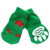 Носки антискользящие для собак, Dobaz Звезда