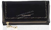 Модный женский кошелек высокого качества SAARALYNN art.8862 черный