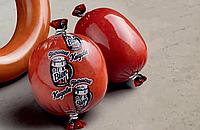 """Целлюлозный """"пузырь"""" для домашней колбасы,  диаметр 45, цвет прозрачный"""