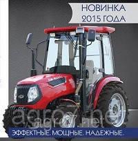 Новый модельный ряд тракторов DW 2015 года