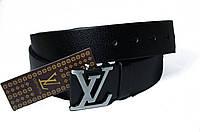 Стильный кожаный ремень Louis Vuitton