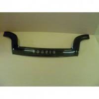 Дефлектор капота Toyota Land Cruiser Pradо 120 с 02–09 г.в. (Vip Tuning)