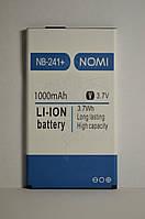 Аккумулятор Nomi i241 (АКБ, Батарея) NB-241 , оригинал