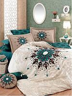 Комплект постельного белья Prima casa Gizem 3D Бамбук 200*220