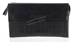 Мужская черная сумка-барсетка SHENGSHIGE art. 2700 черный