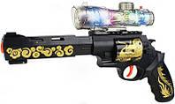 Игрушечный револьвер стреляющий шариками орбиз J0104