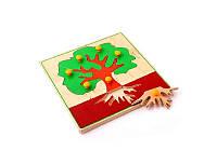 Детская Мозаика - Дерево и его части