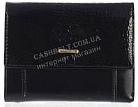 Удобный аккуратный женский кошелек на кнопке FUERDANNI art. 4497 черный