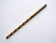 Сверло по металлу Р9 удлиненное 8,2 мм с цилиндрическим хвостовиком