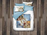 Комплект постельного белья Prima casa Marina 3D Бамбук 200*220