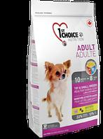 Взрослые собаки декоративных и мелких пород 2.72кг