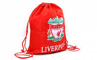 Рюкзак мешок детский ЛИВЕРПУЛЬ LIVERPOOL GA-1015-LIV(2)