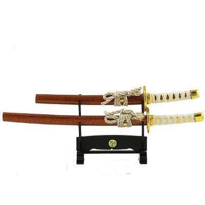 Самурайские мечи «Катана и вакидзаси»