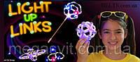 Конструктор Светящийся Light Up Links, конструктор для детей Лайт Ап Линкс