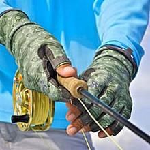 Рукавиці, рукавички для риболовлі та полювання