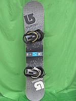 Сноуборд Burton 155 см + кріплення Burton