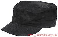 Кепка MFH рип-стоп HDT black