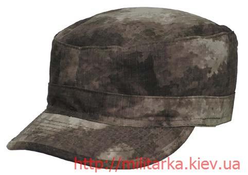 Военная кепка MFH  рип-стоп A-TACS AU