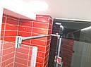 HDL-914А КРЕПЛЕНИЕ ШТАНГИ ГЛУХОЕ (нержавейка), фото 4