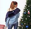 Куртка джинсовая на меху., фото 3