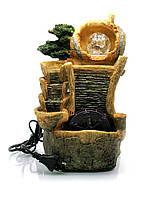 Декоративный напольный фонтан