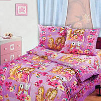 Подростковый комплект постельного белья Красавицы, бязь ГОСТ