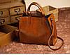 """Кожаная женская сумка """"Bolsos Mujer"""" , фото 2"""