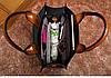 """Кожаная женская сумка """"Bolsos Mujer"""" , фото 7"""