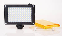 Накамерный свет для фото и видео камер LED96 и Led112 светодиодный