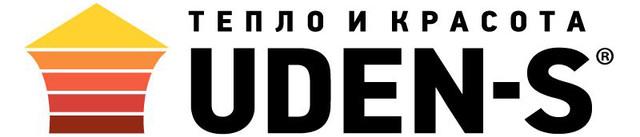 логотип завода uden-s - тепло и красота