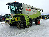 Комбайн Claas Lexion 580 terra trac (2004)